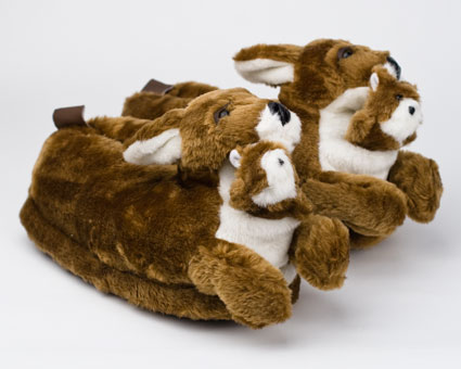 Kanga Slippers