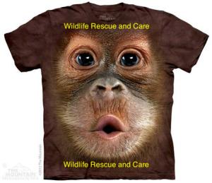 Baby Orangutan T-Shirt 2