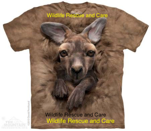 Kangaroo Joey T-Shirt 2
